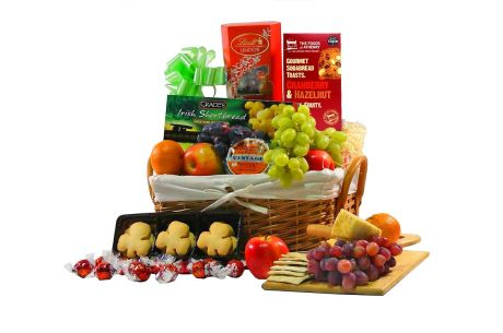 5 Star Fruit Gift Basket