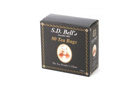 SD Bells Belfast Tea Carton - Teabags