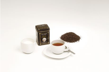 SD Bell's Natural Leaf Tea Tin 125g