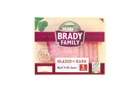 Brady Family Carved Ham 100g