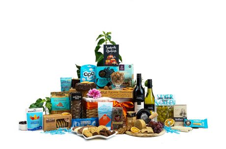 Great Taste Award Chrome Duo Gift Basket