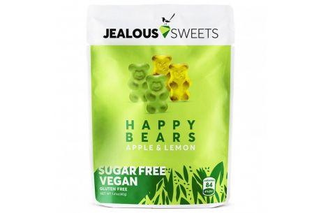 Jealous Vegan Sweets 'Happy Bears' Apple & Lemon 40g