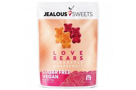 Jealous Vegan Sweets Sugar Free 'Love Bears' 40g