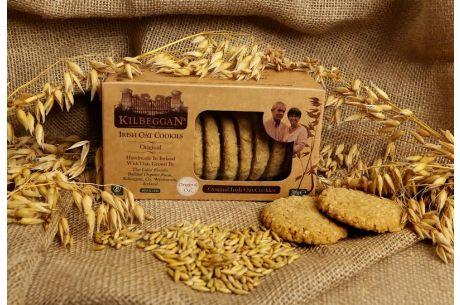 Kilbeggan Organic Irish Oat Cookies 200g