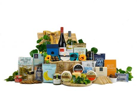 Luxury Cheese & Wine