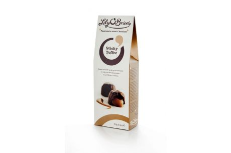 Lily O'Brien's Sticky Toffee Pouch