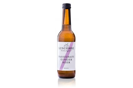 Luscombe Passionate Ginger Beer