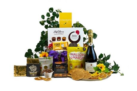 Sweet & Bubbly Gift Basket