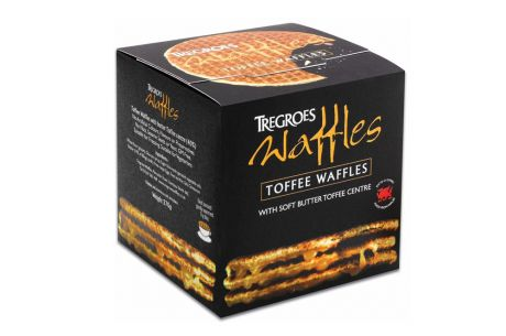 Tregroes Toffee Waffles 270g