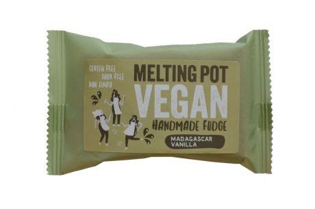 Melting Pot Vegan Fudge