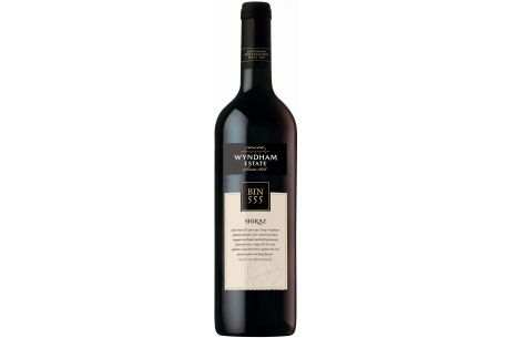 Wyndham Estate Bin 555 Shiraz 75cl