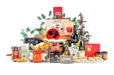 Christmas Traditional Celebration Duo Hamper