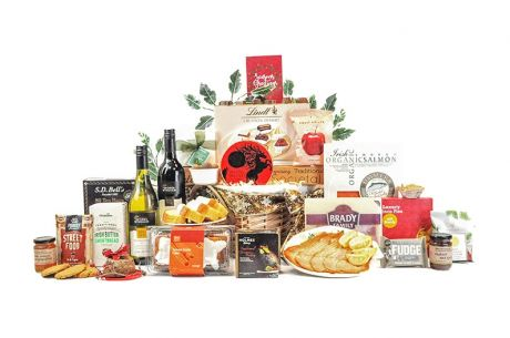 Christmas Traditional Celebration Mixed Hamper