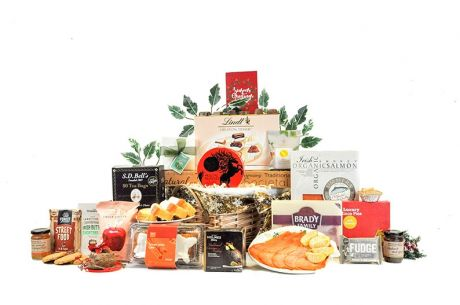 Christmas Traditional Celebration Chilly Hamper