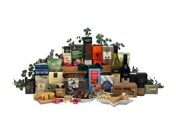Emerald Indulgence Irish Hamper Duo