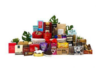 Beat the Winter Blues Gift Basket