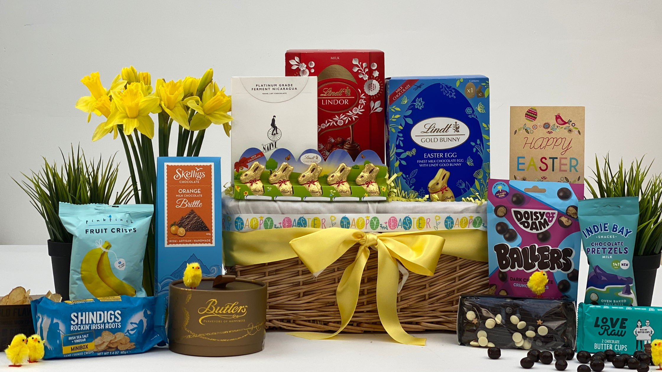 Easter Gift Baskets - Because Less is Never More